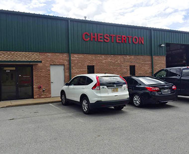 Fluid Efficiency - Chesterton - West Virginia Service Center